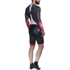 Castelli Body Paint 3.3 Speed Combinaison manches longues Homme, black/white